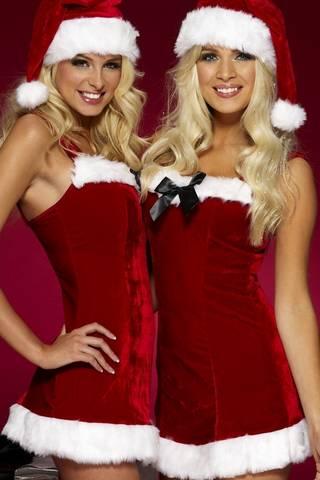 Santa Girls