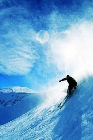 Snow Sking