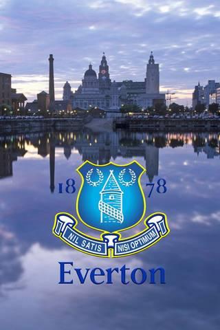 Everton. Banks