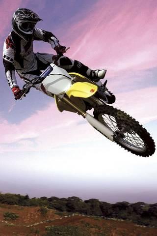 แข่ง Moto Cross Racer