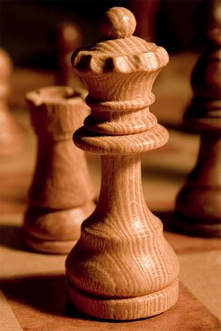 Chess Alone